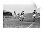 Sunderland 0 v Chelsea, 1 Old League Division Two match by Palmer
