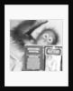 An Orangutan reading ghost stories. by Staff