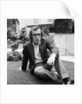 Woody Allen by Maurice Kaye
