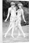 Joanna Lumley by Doreen Spooner