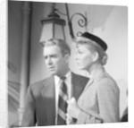 James Stewart and Doris Day, 1955 by Warner