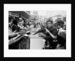 Muhammad Ali in Birmingham August 1983 by Staff