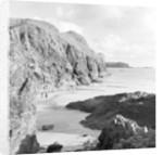 Kynance Cove 1962 by Staff