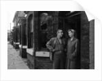 Bernard Youens and Jean Alexander by Markey