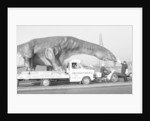 Dinosaur on the move in Kent by Ron Burton
