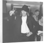 Rod Stewart by Victor Crawshaw