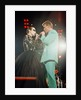"""David Bowie and Annie Lennox performing """"Under Pressure"""" at The Freddie Mercury Tribute Concert for Aids Awareness, at Wembley Stadium. April 1992 by Staff"""