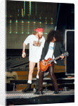 Guns N' Roses on stage, 1992 by Staff