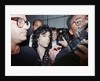 Prince arrives in UK 1988 by Chris Grieve
