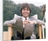"""Cliff Richard relaxing between takes on """"Take Me High"""" by Staff"""