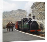 The Ffestiniog Railway by Anonymous