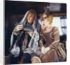 Jon Pertwee as Worzel Gummidge by Anonymous