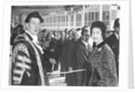 Queen Elizabeth II's visit to Coventry for the consecration of the new cathedral by Anonymous
