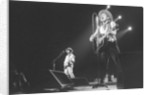 U2 performing at the NEC 1987 by Reavenall