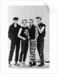 The Clash, 1982 by English