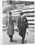 Winston Churchill 1945 by Staff