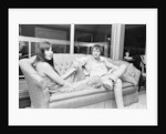 Sonny and Cher, 1966 by Kent Gavin