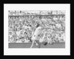 Arthur Ashe Wimbledon 1975 by Mike Maloney