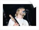 Nirvana at  Reading 1992 by Anonymous