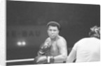 Muhammad Ali sparring ahead of his fight with Richard Dunn by Staff