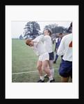England International Football 1960s by Peter Sheppard