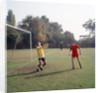 England International Football 1960s by Monte Fresco