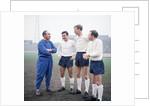 England International Football 1960s by Charlie Ley