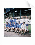 England International Football 1960s by Charlie Ley