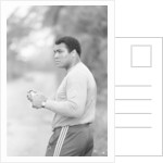 Muhammad Ali is fighting his way back to fitness by Staff