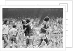 1982 World Cup Finals by Allan Olley