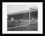 English League Division One match at Turf Moor. Burnley 0 v Manchester United 1. by Thomas