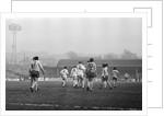 FA Cup Quarter Final match at Elland Road. Leeds United 2 v Tottenham Hotspur 1. by Peter Cook