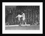 FA Cup Quarter Final match at Elland Road. Leeds United 2 v Tottenham Hotspur 1. by Peter Cook