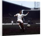 Bobby Charlton in action Circa 1969 by Library