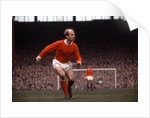 Manchester United v Nottingham Forest 23rd March 1968 by MSI