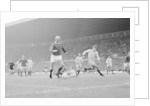 English League Division One match at Old Trafford. Manchester United 2 v Coventry City 0. by Peter Chapman