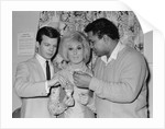 Bobby Vee, Dusty Springfield and Big Dee Irwin share the sweets by Alfred Markey
