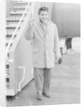 Sixteen year old Canadian singer songwriter Paul Anka by Arthur Greated