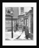 Cobbled street of Tudor and Victorian York shops in the Castle Museum, York by Maclellen SNR