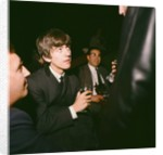 George Harrison in Huddersfield by Anonymous