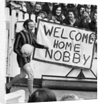 FA Cup, Manchester United 0-0 Middlesbrough 1972 by Staff