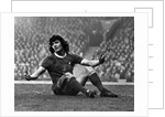 Liverpool 5-2 Ipswich Town, 8th February 1975 by Staff