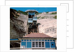 The lifts to the East Cliffs at Bournemouth by Library