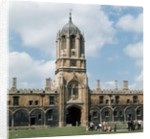 Tom Tower in Oxford by Anonymous