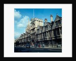 Brasenose College in Oxford by Staff