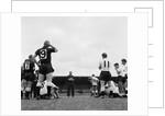 Tottenham Hotspur players listen to their manager Bill Nicholson by Blandford