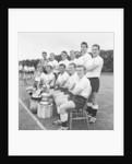 The double winning Tottenham Hotspur Football Club by Blandford