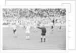 1966 World Cup Quarter Final, England 1 v Argentina 0 by Staff