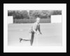 Bobby Charlton relaxes with a game of cricket the day before taking part in the World Cup Final by Anonymous