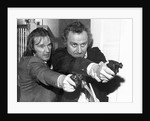 Dennis Waterman and John Thaw in The Sweeney by Anonymous